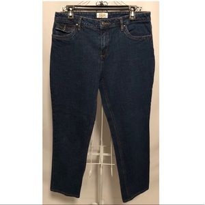 Talbots Jeans Size 10 - LIKE NEW!